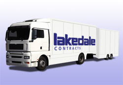 Lakedale delivering service to the UK office furniture market