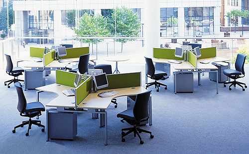 Office Desks Seating Interiors And Furniture